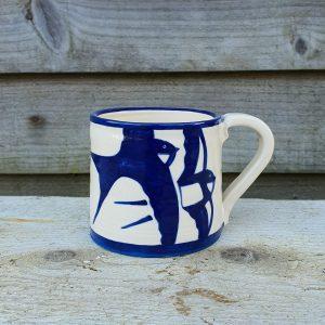 Swallows Mug - Small