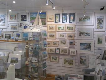 The Picture Parlour - Boscastle