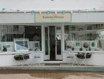 The Summerhouse Gallery - Marazion